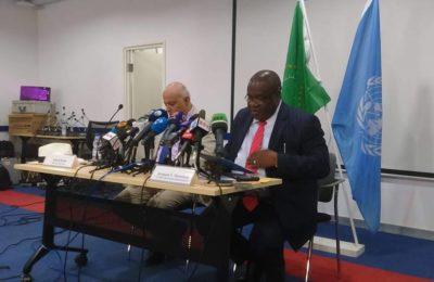 رئيس البعثة المشتركة للاتحاد الأفريقي والأمم المتحدة لعمليات السلام في دارفور