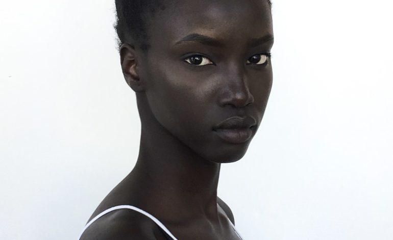 a05cd8124472a طالبة جنوب سودانية تصبح نجمة الموسم في عالم الموضة الأمريكية بفضل صورة على  إنستقرام